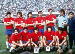 The Chilean National Team, 1973